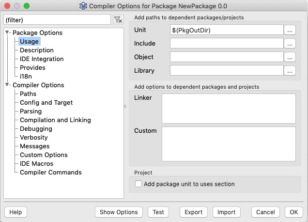 Package Options Dialog-Usage.jpg