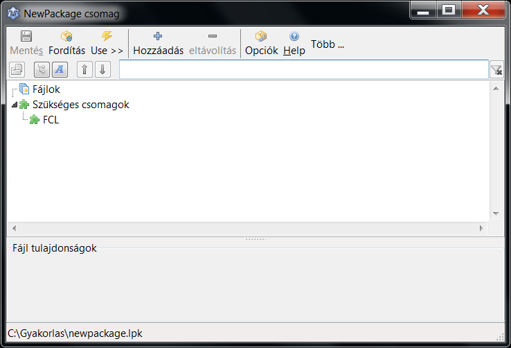 How to write lazarus component package maker(lazarus-1.0 RC1-fpc-2.6.0-win64).png