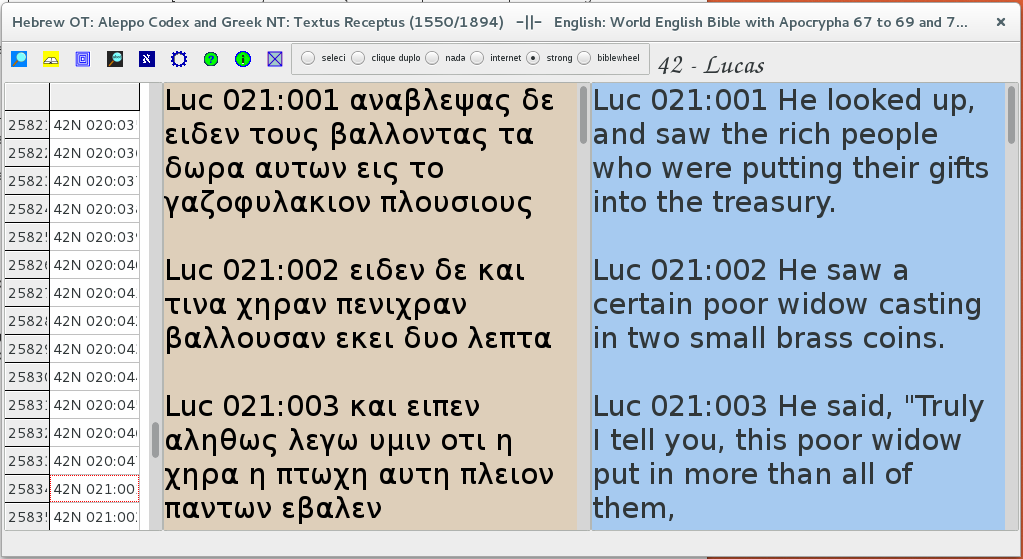 Manuscript4u: Bible search on original languages