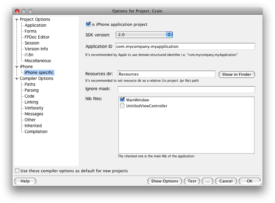 iPhone Laz Extension - Free Pascal wiki