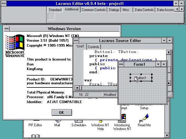 Screenshots - Lazarus wiki
