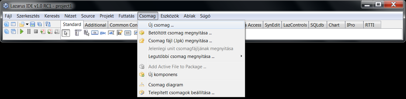 package menu (lazarus-1.0 RC1-fpc-2.6.0-win64).png
