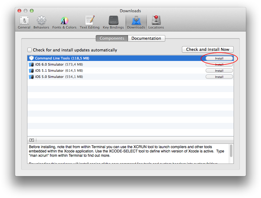 Installing Lazarus on MacOS X - Free Pascal wiki