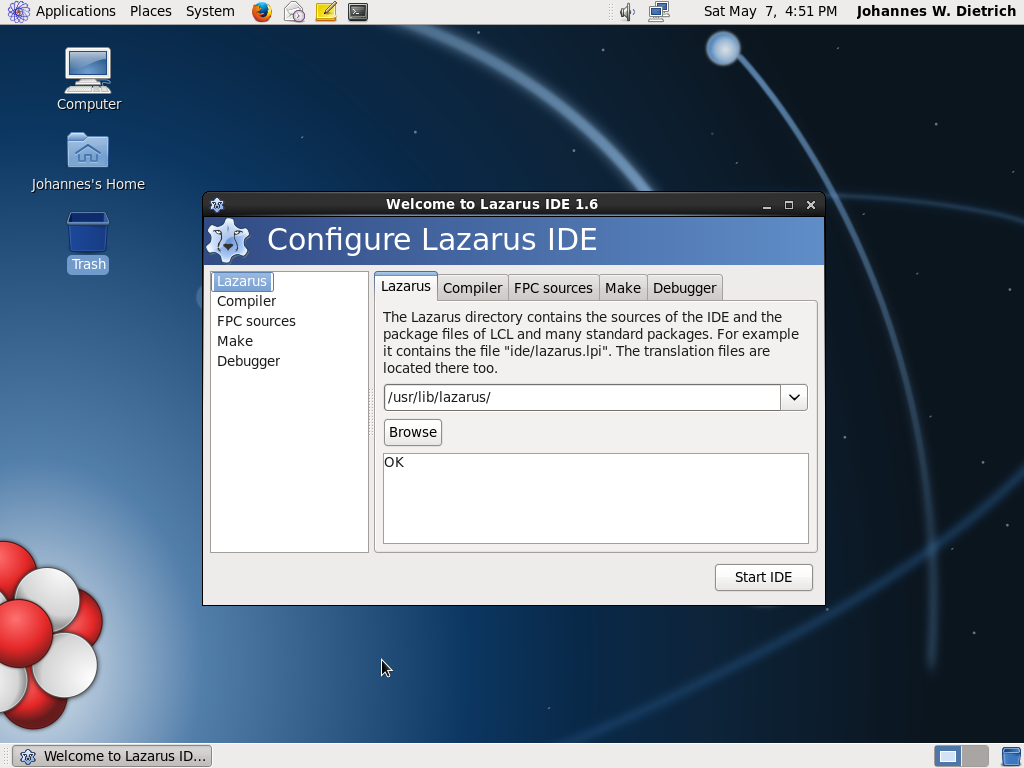 Scientific Linux 6 7 Lazarus Configure.png